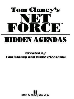 Tom Clancy's Net Force #2: Hidden Agendas