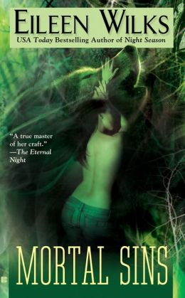 Mortal Sins (Lupi Series #5)