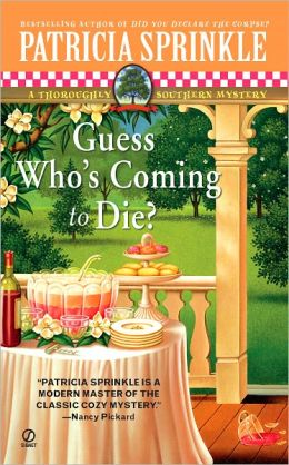 Guess Who's Coming to Die? (Thoroughly Southern Series #9)