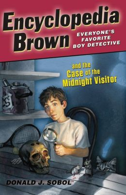Encyclopedia Brown and the Case of the Midnight Visitor (Encyclopedia Brown Series #13)