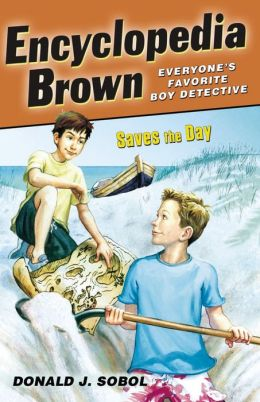 Encyclopedia Brown Saves the Day (Encyclopedia Brown Series #7)