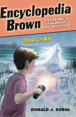 Encyclopedia Brown Shows the Way (Encyclopedia Brown Series #9)