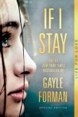 Book Cover Image. Title: If I Stay, Author: Gayle Forman
