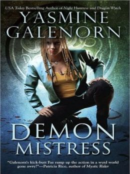 Demon Mistress (Sisters of the Moon Series #6)