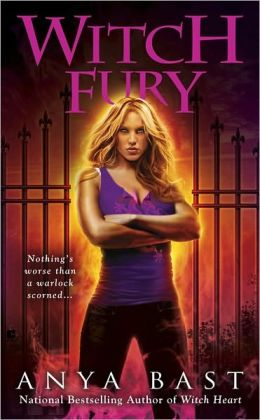 Witch Fury (Elemental Witches Series #4)