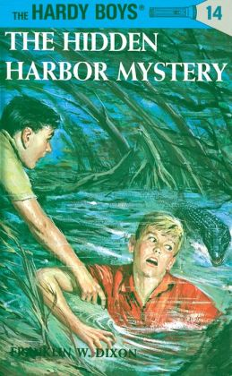 The Hidden Harbor Mystery (Hardy Boys Series #14)