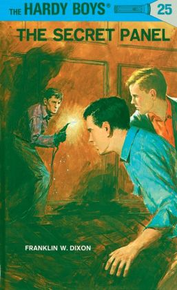 The Secret Panel (Hardy Boys Series #25)