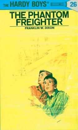 The Phantom Freighter (Hardy Boys Series #26)