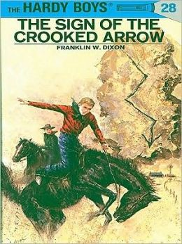 The Sign of the Crooked Arrow (Hardy Boys Series #28)