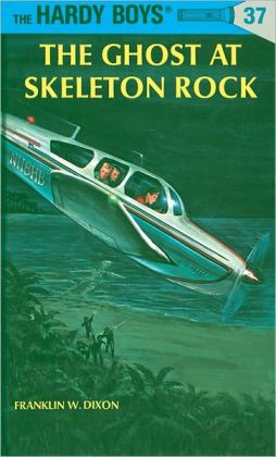 The Ghost at Skeleton Rock (Hardy Boys Series #37)