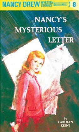 Nancy's Mysterious Letter (Nancy Drew Series #8)