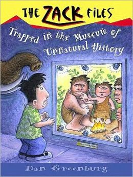 Zack Files 25: Trapped in the Museum of Unnatural History