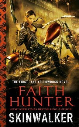 Skinwalker (Jane Yellowrock Series #1)