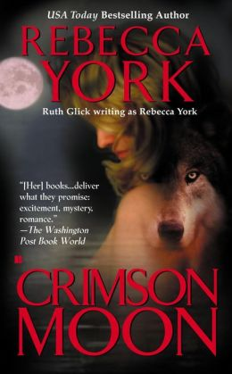 Crimson Moon (Moon Series #4)