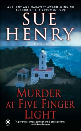 Murder at Five Finger Light (Jessie Arnold Series #11)