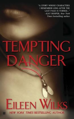 Tempting Danger (Lupi Series #1)