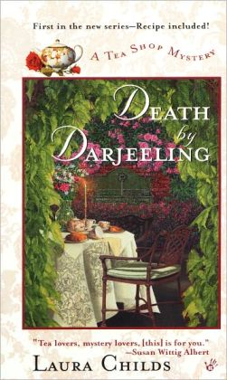 Death by Darjeeling (Tea Shop Series #1)