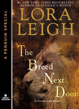 The Breed Next Door (Breeds Series #6)