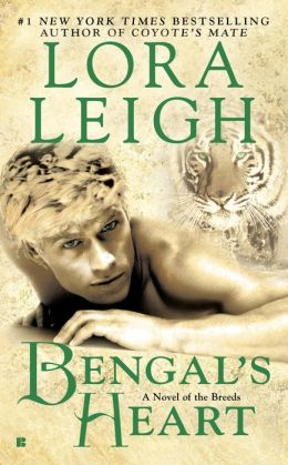 Bengal's Heart (Breeds Series #19)