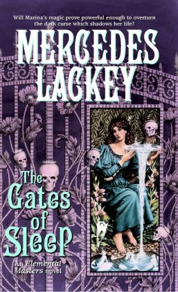 The Gates of Sleep (Elemental Masters Series #3)