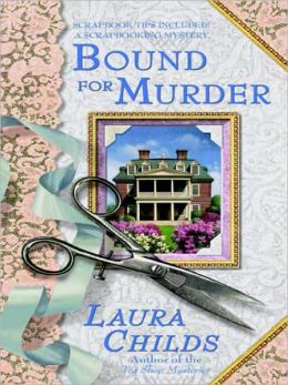 Bound for Murder (Scrapbooking Series #3)