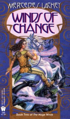 Winds of Change (Mage Winds Series #2)