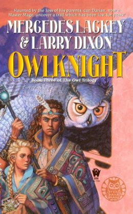 Owlknight (Owl Mage Trilogy Series #3)
