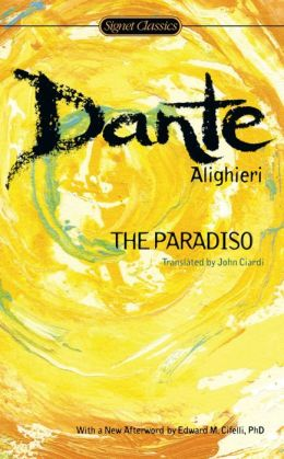 The Paradiso (John Ciardi Translation)