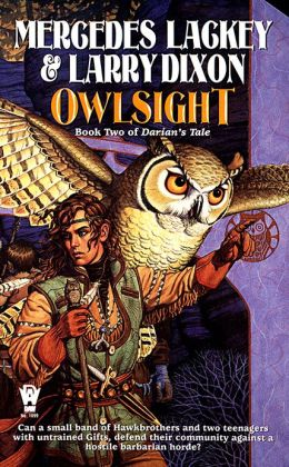 Owlsight (Owl Mage Trilogy Series #2)