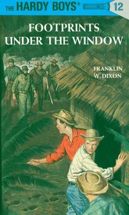 Footprints Under the Window (Hardy Boys Series #12)