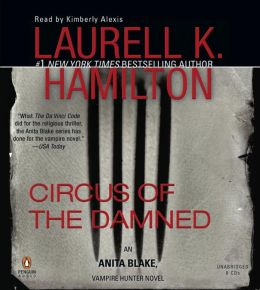 Circus of the Damned (Anita Blake Vampire Hunter Series #3)
