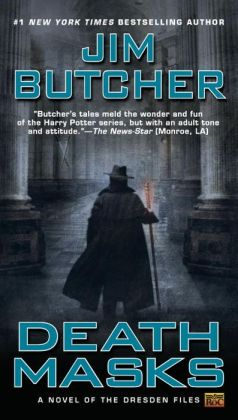Death Masks (Dresden Files Series #5)