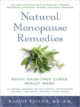 Natural Menopause Remedies: Which Drug-Free Cures Really Work