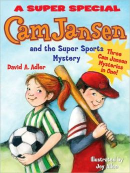 Cam Jansen and the Sports Day Mysteries: A Super Special
