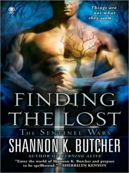 Finding the Lost (Sentinel Wars Series #2)