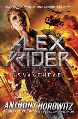 Snakehead (Alex Rider Series #7)