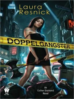 Doppelgangster (Esther Diamond Series #2)