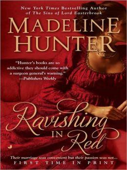 Ravishing in Red (Rarest Blooms Series #1)