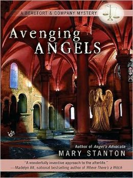 Avenging Angels (Beaufort and Company Series #3)