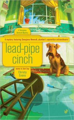 Lead-Pipe Cinch (Georgiana Neverall Series #2)
