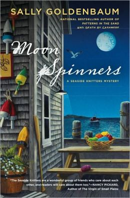 Moon Spinners (Seaside Knitters Mystery Series #3)