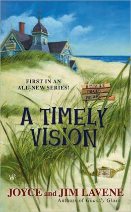 A Timely Vision (Missing Pieces Mystery Series #1)