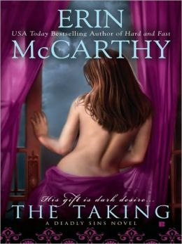 The Taking (Seven Deadly Sins Series)