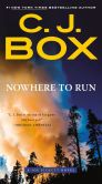 Book Cover Image. Title: Nowhere to Run (Joe Pickett Series #10), Author: C. J. Box
