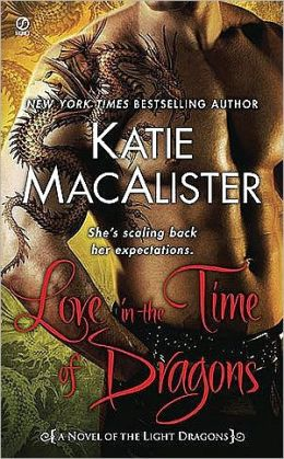 Love in the Time of Dragons (Light Dragons Series #1)