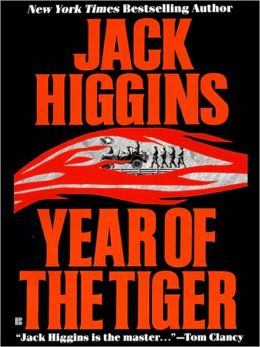 Year of the Tiger (Paul Chavasse Series #2)