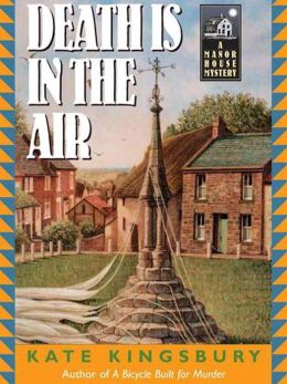 Death is in the Air (Manor House Mystery Series #2)