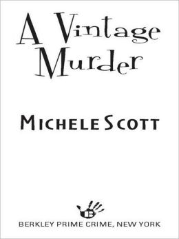 A Vintage Murder (Wine Lover's Mystery Series #4)