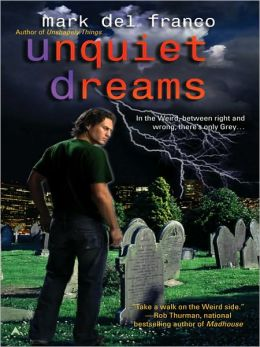 Unquiet Dreams (Connor Grey Series)