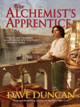 The Alchemist's Apprentice (Venice Trilogy Series #1)